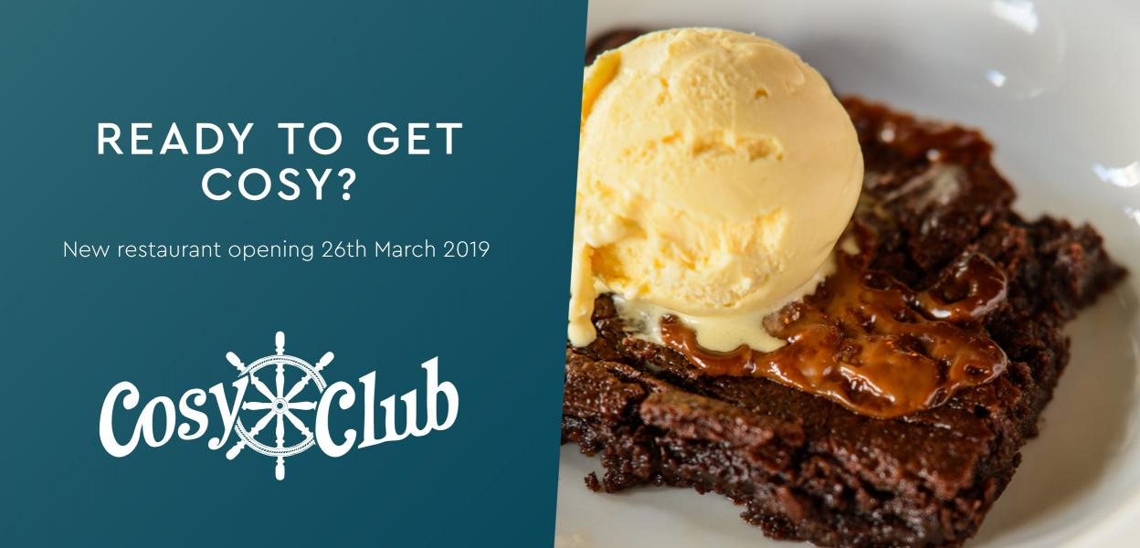 The Cosy Club | Gunwharf Quays