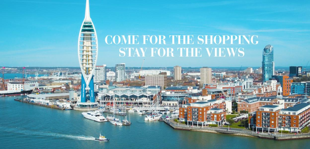 Gunwharf Quays | Outlet Shopping | Things to do in Portsmouth
