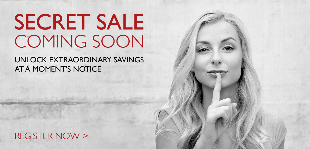 Secret Sale | Sales in Portsmouth | Shopping in Portsmouth | Gunwharf Quays