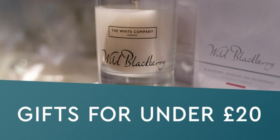 Gifts for under £20
