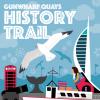 History trail Gunwharf Quays