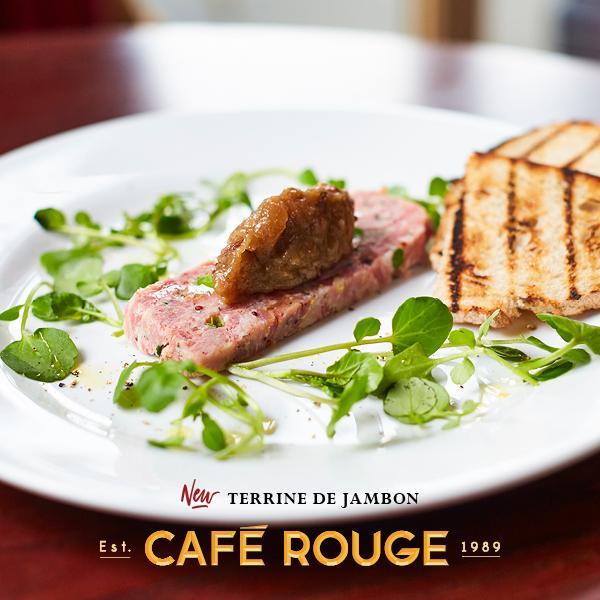Cafe Rouge | Gunwharf Quays