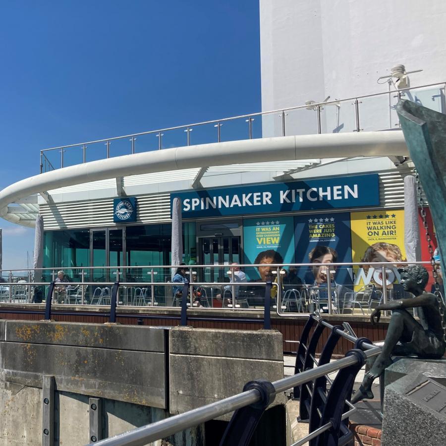 Spinnaker Kitchen & Bar Gunwharf Quays