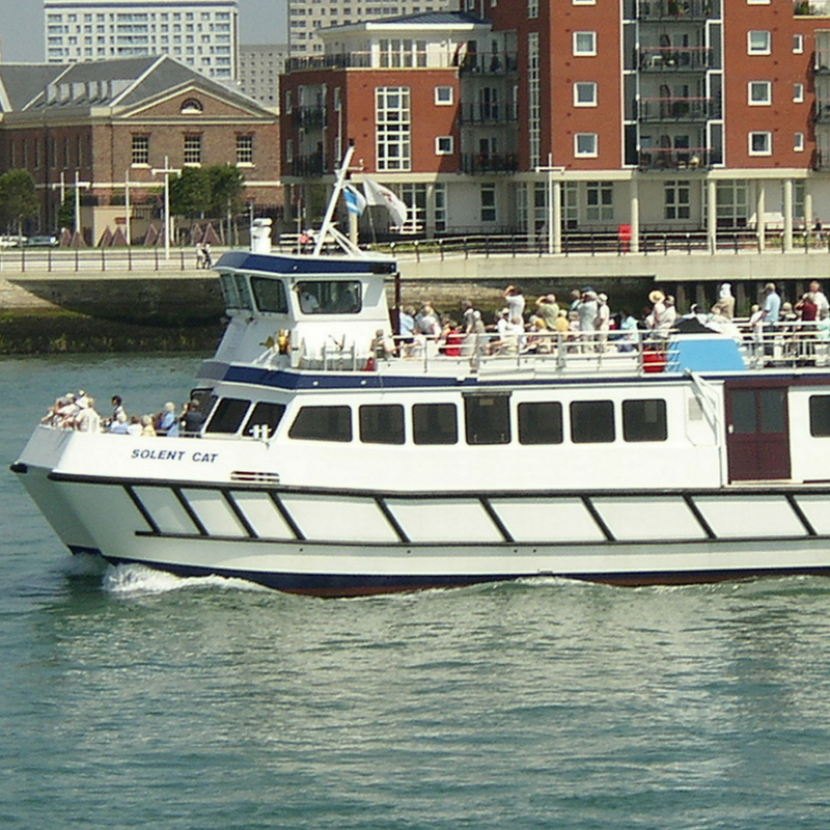 Harbour Tour Gunwharf Quays