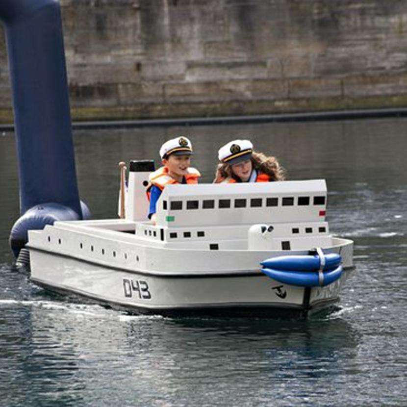 Miniport Gunwharf Quays