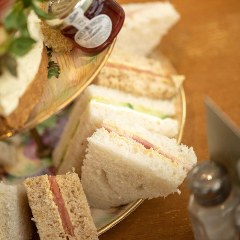 The Parade Tea Rooms | Gunwharf Quays