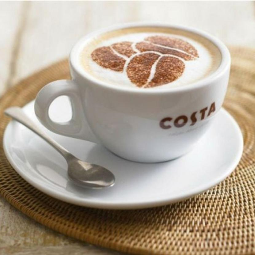 Costa Coffee Gunwharf Quays