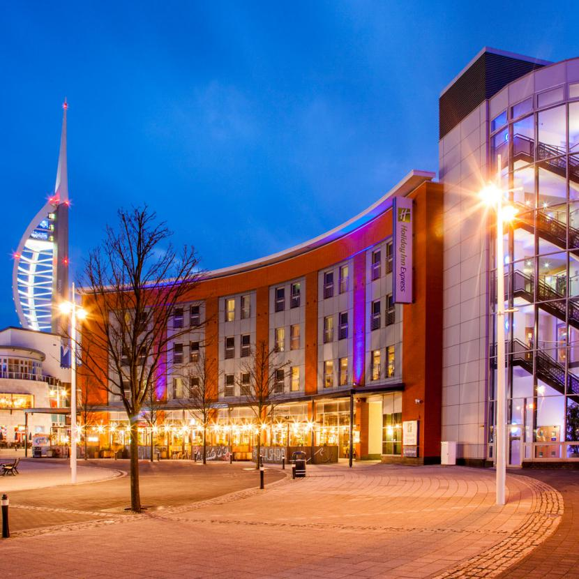 Holiday Inn Gunwharf Quays Portsmouth