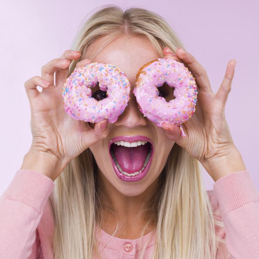 Krispy Kreme - you know you want one!