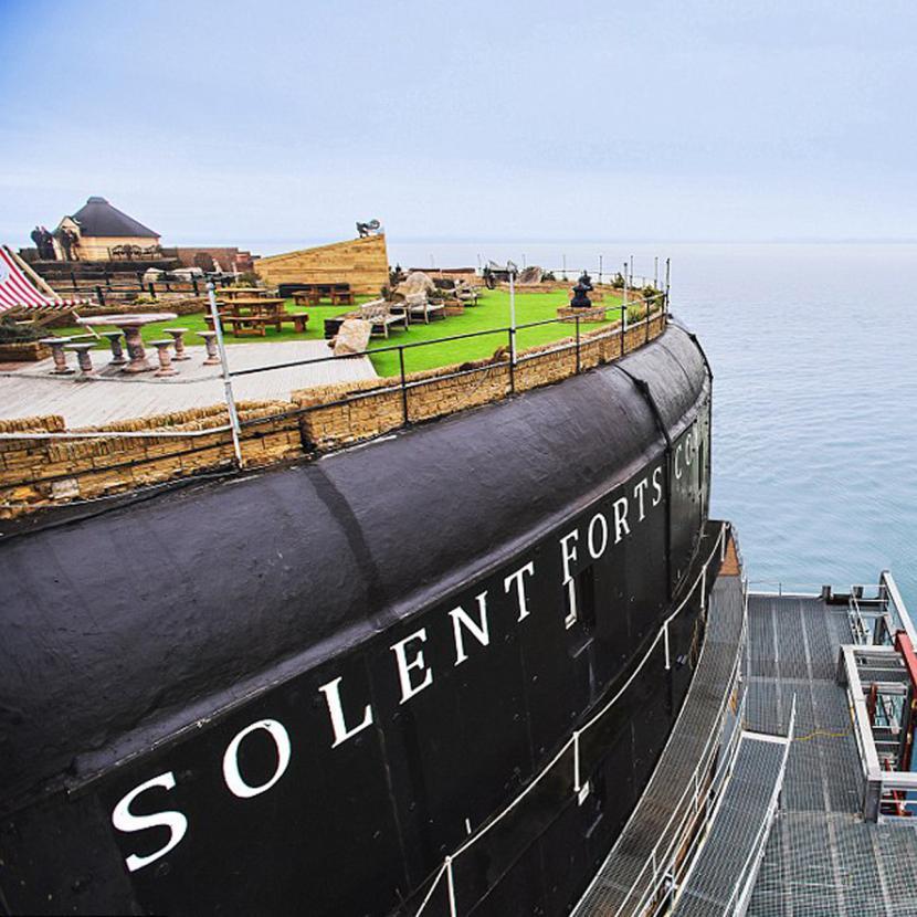 Solent Forts Gunwharf Quays