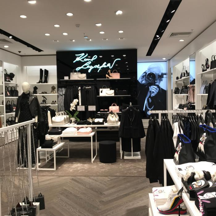 Karl Lagerfeld | Outlet Shopping | Christmas Shopping | Accessories | Gunwharf Quays