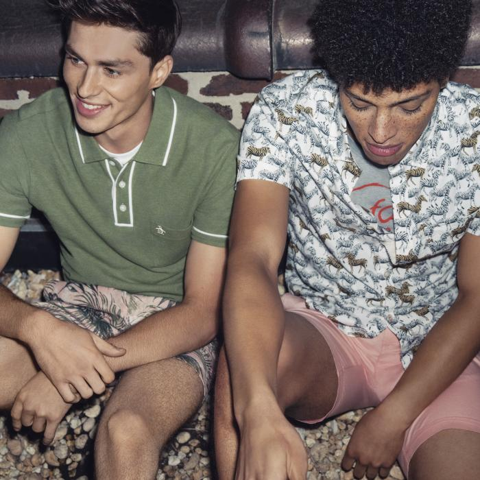 Shorts and Shirts for £50