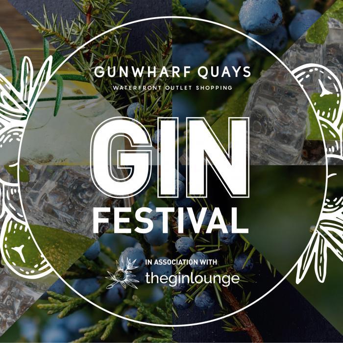 Gin Lounge Festival | Gunwharf Quays