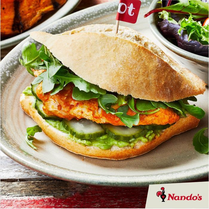 Nandos | Fresco Burger | Gunwharf Quays