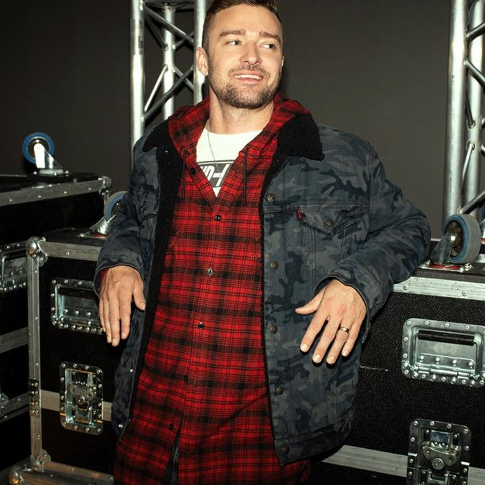 Levis x Justin Timberlake New Collection