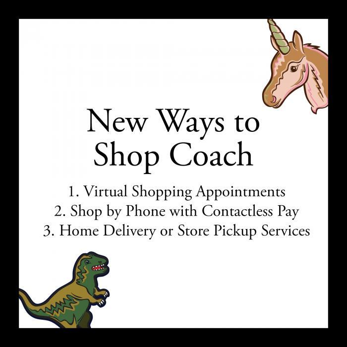 Coach | New Ways to Shop