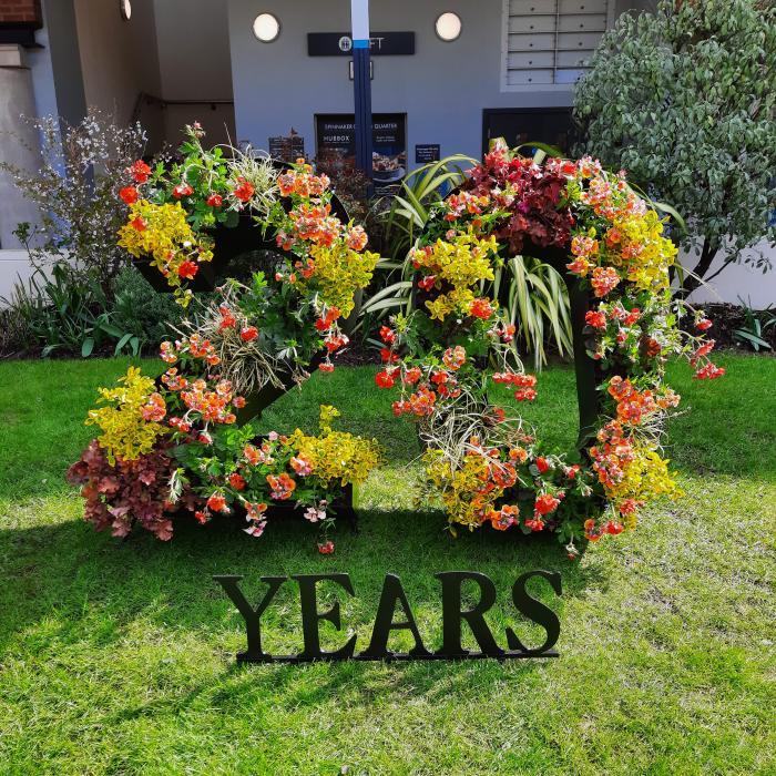 Gunwharf Quays celebrates 20 years