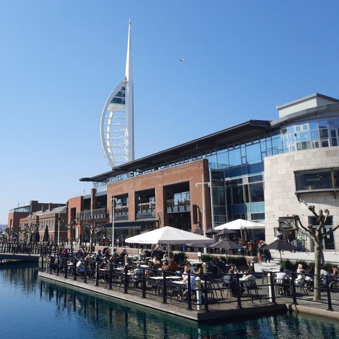 NHS Discount Gunwharf Quays