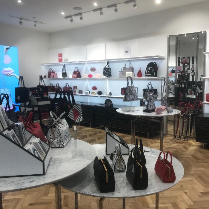 Lulu Guinness | Outlet Shopping | Fashion Accessories | Gunwharf Quays