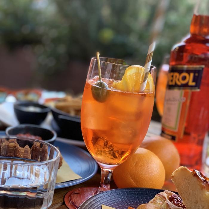 Carluccio's | Aperol Spritz Pop Up Bar
