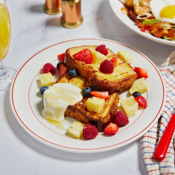 Café Rouge | New Breakfast and Brunch Menu