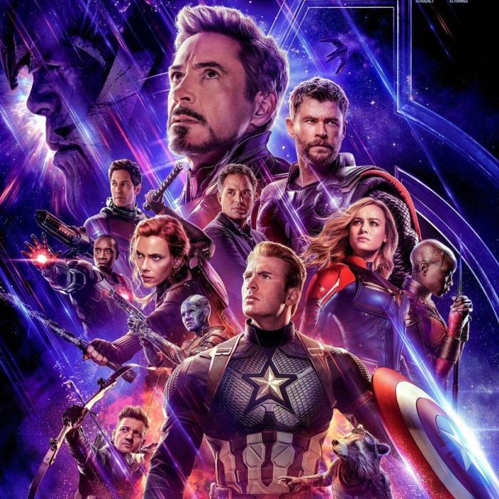Avengers Endgame   Vue Cinema Portsmouth   Gunwharf Quays