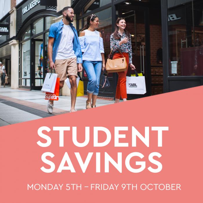 Student Savings Gunwharf Quays