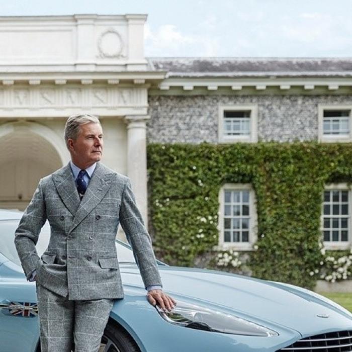 Hackett | Aston Martin Coming