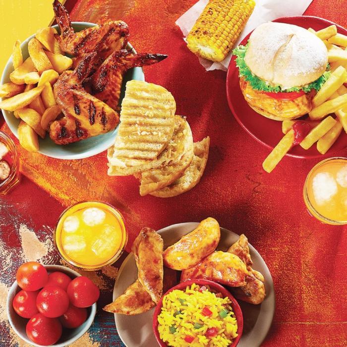 Try Nandino's great-value kids menu