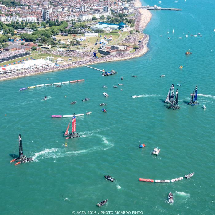 America's Cup | Back in Portsmouth this June!