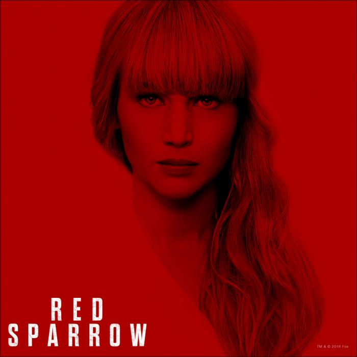 Red Sparrow | Competition | Vue Cinema | Gunwharf Quays