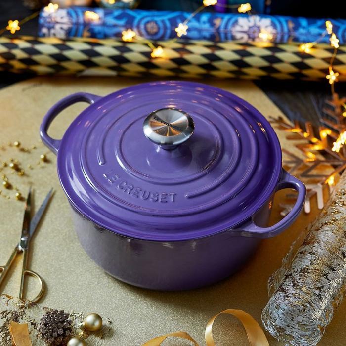 Le Creuset Ultra Violet Casserole