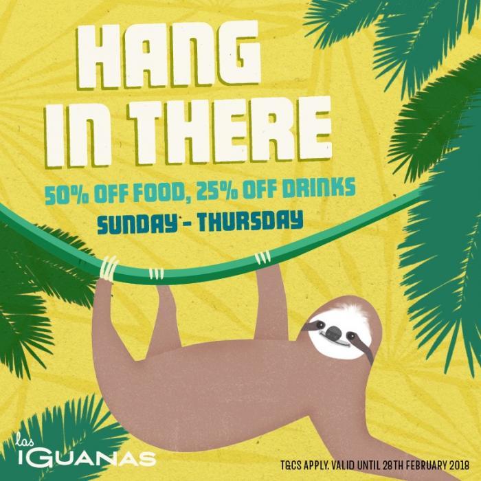 Las Iguanas | Outlet Shopping | Gunwharf Quays