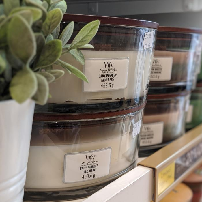 Yankee Candle 20% off Woodwick