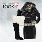 Get the look with Guess at Gunwharf Quays