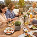 Villeroy & Boch perfect barbecue dining