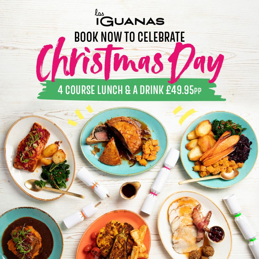 Las Iguanas   Gunwharf Quays