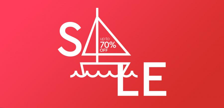 Winter Sale | Gunwharf Quays