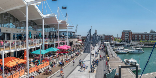 Easter Dining | Gunwharf Quays