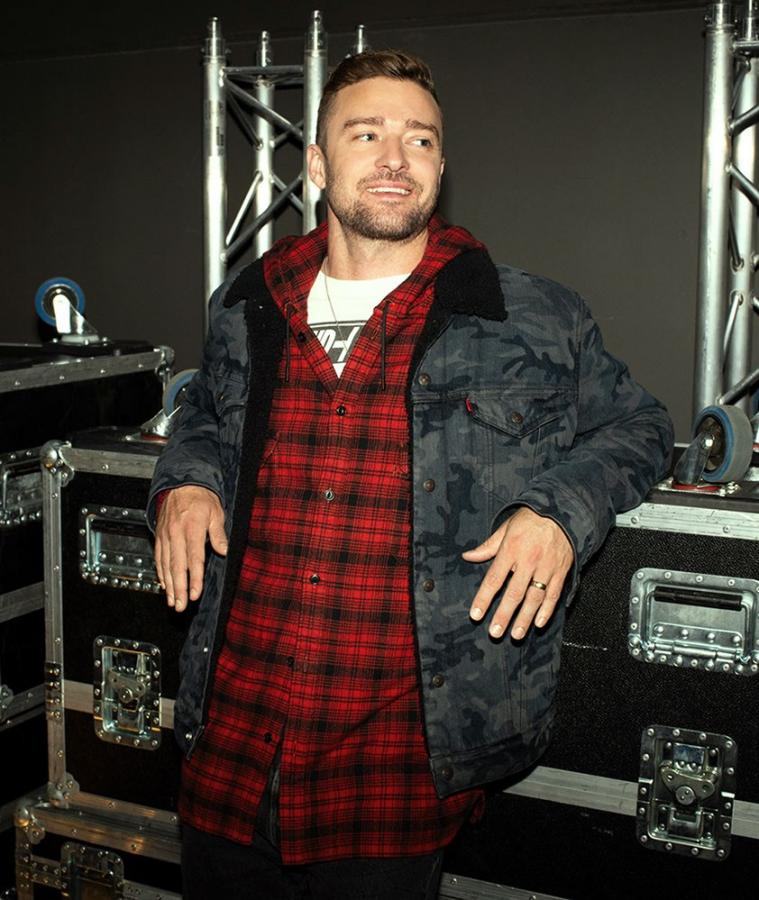 Levi's | Justin Timberlake collection out now