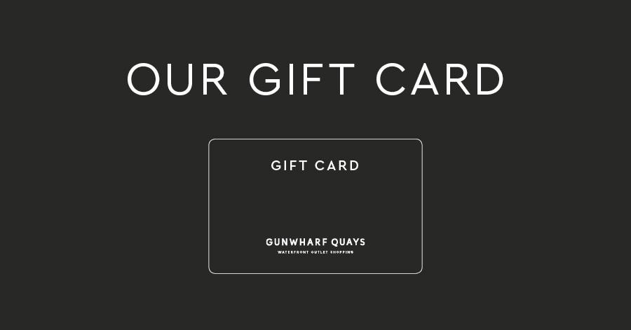 Gift Card | Gunwharf Quays