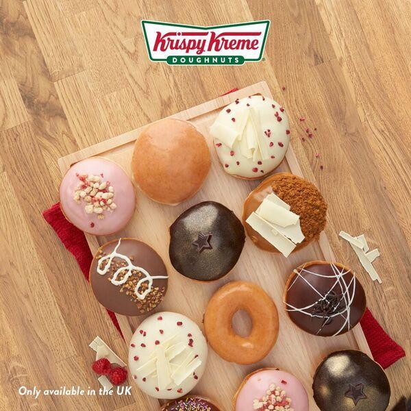 Krispy Kreme | Product launch