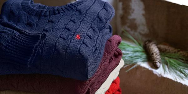 Polo Ralph Lauren I Every moment is a gift