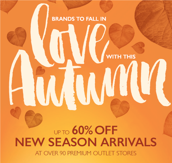 BRANDS TO FALL IN LOVE WITH THIS AUTUMN
