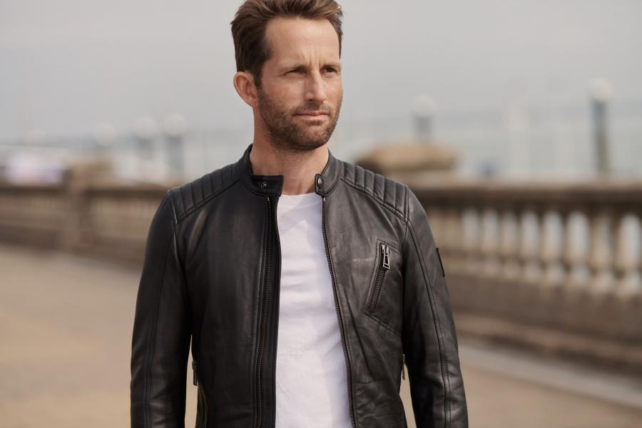 The Belstaff x INEOS Team UK capsule collection is available at Gunwharf Quays