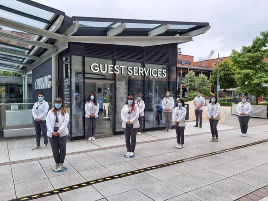 Guest Services | Gunwharf Quays