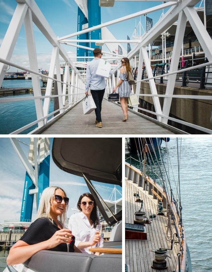 Marina | Gunwharf Quays