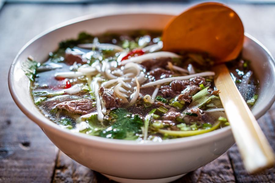 Pho   Vietnamese Street Food   Gunwharf Quays