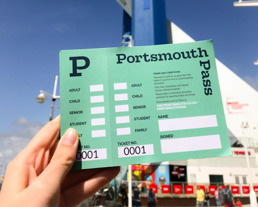 Portsmouth | New Portsmouth Pass