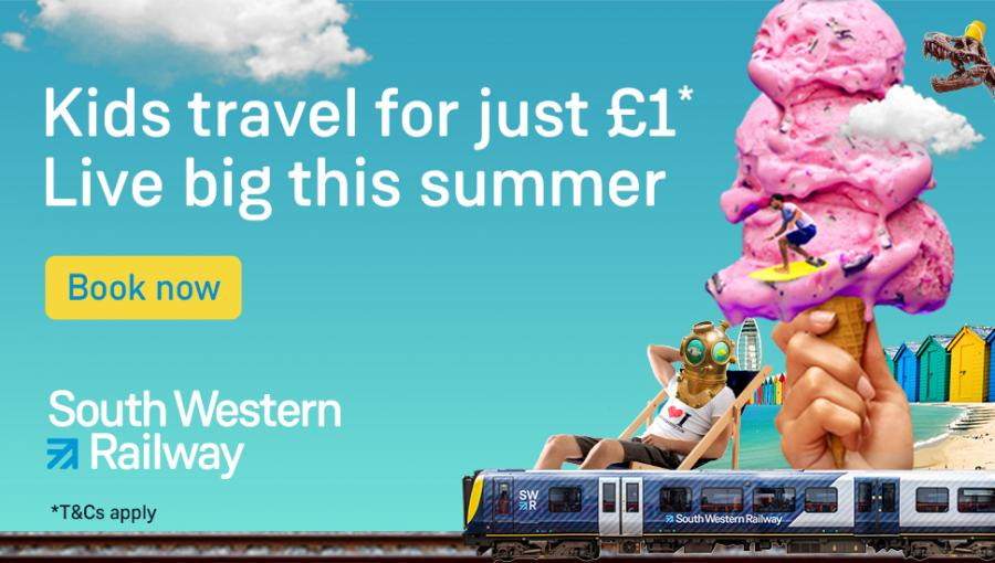 South Western Railway | Summer Offer